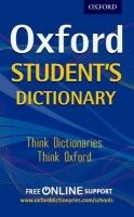 OUP ED OXFORD STUDENT´S DICTIONARY cena od 0 Kč