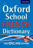 OUP ED OXFORD SCHOOL FRENCH DICTIONARY cena od 154 Kč