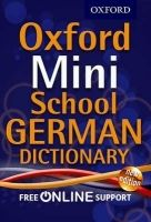 OUP ED OXFORD MINI SCHOOL GERMAN DICTIONARY cena od 122 Kč