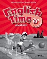 OUP ELT ENGLISH TIME 2nd Edition 2 WORKBOOK - GRAHAM, M., PROCTER, S... cena od 186 Kč
