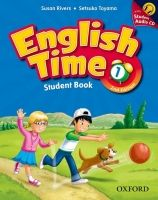 OUP ELT ENGLISH TIME 2nd Edition 1 STUDENT´S BOOK + STUDENT AUDIO CD... cena od 397 Kč