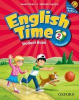 OUP ELT ENGLISH TIME 2nd Edition 2 STUDENT´S BOOK + STUDENT AUDIO CD... cena od 317 Kč