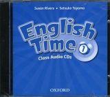 OUP ELT ENGLISH TIME 2nd Edition 1 CLASS AUDIO CDs /2/ - RIVERS, S.,... cena od 439 Kč