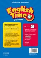 OUP ELT ENGLISH TIME 2nd Edition 1 WALL CHARTS - RIVERS, S., TOYAMA,... cena od 675 Kč