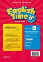 OUP ELT ENGLISH TIME 2nd Edition 2 PICTURE CARDS - RIVERS, S., TOYAM... cena od 1 306 Kč