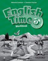 OUP ELT ENGLISH TIME 2nd Edition 3 WORKBOOK - GRAHAM, M., PROCTER, S... cena od 232 Kč