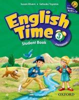 OUP ELT ENGLISH TIME 2nd Edition 3 STUDENT´S BOOK + STUDENT AUDIO CD... cena od 397 Kč