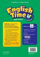 OUP ELT ENGLISH TIME 2nd Edition 3 iTOOLS DVD-ROM - RIVERS, S., TOYA... cena od 2 085 Kč