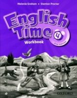 XXL obrazek OUP ELT ENGLISH TIME 2nd Edition 4 WORKBOOK - GRAHAM, M., PROCTER, S...