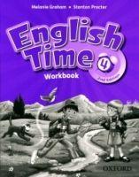 OUP ELT ENGLISH TIME 2nd Edition 4 WORKBOOK - GRAHAM, M., PROCTER, S... cena od 244 Kč