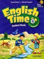 OUP ELT ENGLISH TIME 2nd Edition 4 STUDENT´S BOOK + STUDENT AUDIO CD... cena od 417 Kč