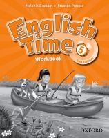 XXL obrazek OUP ELT ENGLISH TIME 2nd Edition 5 WORKBOOK - GRAHAM, M., PROCTER, S...