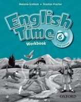 XXL obrazek OUP ELT ENGLISH TIME 2nd Edition 6 WORKBOOK - GRAHAM, M., PROCTER, S...