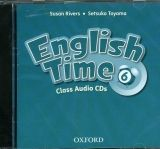 OUP ELT ENGLISH TIME 2nd Edition 6 CLASS AUDIO CDs /2/ - RIVERS, S.,... cena od 418 Kč
