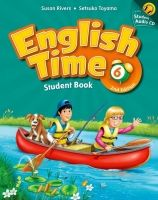 OUP ELT ENGLISH TIME 2nd Edition 6 STUDENT´S BOOK + STUDENT AUDIO CD... cena od 417 Kč