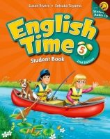 OUP ELT ENGLISH TIME 2nd Edition 5 STUDENT´S BOOK + STUDENT AUDIO CD... cena od 417 Kč
