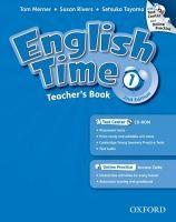 OUP ELT ENGLISH TIME 2nd Edition 1 TEACHER´S BOOK + TEST CENTER CD-R... cena od 611 Kč
