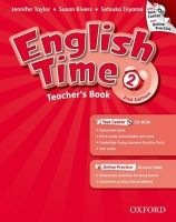 OUP ELT ENGLISH TIME 2nd Edition 2 TEACHER´S BOOK + TEST CENTER CD-R... cena od 582 Kč