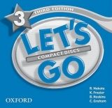 OUP ELT LET´S GO Third Edition 3 CLASS AUDIO CDs /3/ - FRAZIER, K., ... cena od 626 Kč