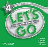 OUP ELT LET´S GO Third Edition 4 CLASS AUDIO CDs /2/ - FRAZIER, K., ... cena od 439 Kč