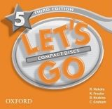 OUP ELT LET´S GO Third Edition 5 CLASS AUDIO CDs /2/ - FRAZIER, K., ... cena od 418 Kč