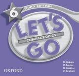 OUP ELT LET´S GO Third Edition 6 CLASS AUDIO CDs /2/ - FRAZIER, K., ... cena od 439 Kč