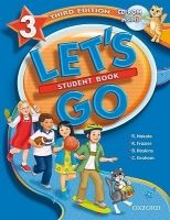OUP ELT LET´S GO Third Edition 3 STUDENT´S BOOK + CD-ROM - FRAZIER, ... cena od 370 Kč