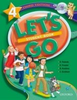 OUP ELT LET´S GO Third Edition 4 STUDENT´S BOOK + CD-ROM - FRAZIER, ... cena od 370 Kč