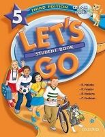 OUP ELT LET´S GO Third Edition 5 STUDENT´S BOOK + CD-ROM - FRAZIER, ... cena od 353 Kč
