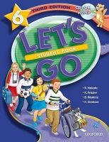 OUP ELT LET´S GO Third Edition 6 STUDENT´S BOOK + CD-ROM - FRAZIER, ... cena od 353 Kč