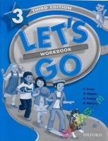 OUP ELT LET´S GO Third Edition 3 WORKBOOK - CROSS, E., FRAYIER, K., ... cena od 193 Kč