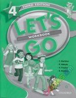 OUP ELT LET´S GO Third Edition 4 WORKBOOK - CROSS, E., FRAYIER, K., ... cena od 193 Kč