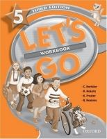 OUP ELT LET´S GO Third Edition 5 WORKBOOK - CROSS, E., FRAYIER, K., ... cena od 202 Kč