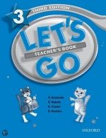 OUP ELT LET´S GO Third Edition 3 TEACHER´S BOOK - FRAZIER, K., NAKAT... cena od 498 Kč
