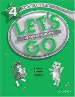 OUP ELT LET´S GO Third Edition 4 TEACHER´S BOOK - FRAZIER, K., NAKAT... cena od 498 Kč