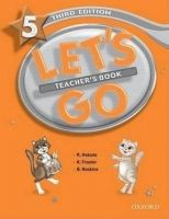 OUP ELT LET´S GO Third Edition 5 TEACHER´S BOOK - FRAZIER, K., NAKAT... cena od 498 Kč