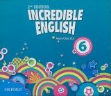 OUP ELT INCREDIBLE ENGLISH 2nd Edition 6 CLASS AUDIO CDs /3/ - PHILL... cena od 726 Kč