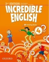 XXL obrazek Phillips Sarah: Incredible English 2nd Edition 4 Activity Book - Phillips Sarah