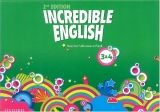 OUP ELT INCREDIBLE ENGLISH 2nd Edition 3-4 TEACHER´S RESOURCE PACK -... cena od 1 185 Kč