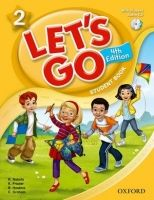 XXL obrazek OUP ELT LET´S GO Fourth Edition 2 STUDENT´S BOOK + AUDIO CD - FRAZIE...