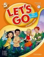 XXL obrazek OUP ELT LET´S GO Fourth Edition 5 STUDENT´S BOOK + AUDIO CD - FRAZIE...