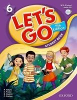 XXL obrazek OUP ELT LET´S GO Fourth Edition 6 STUDENT´S BOOK + AUDIO CD - FRAZIE...