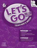 OUP ELT LET´S GO Fourth Edition 6 TEACHER´S BOOK - FRAZIER, K., NAKA... cena od 590 Kč