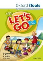 OUP ELT LET´S GO Fourth Edition LET´S BEGIN iTOOLS CD-ROM - FRAZIER,... cena od 2 037 Kč