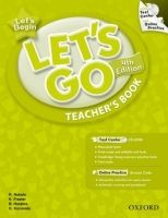 OUP ELT LET´S GO Fourth Edition LET´S BEGIN TEACHER´S BOOK - FRAZIER... cena od 562 Kč