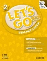 OUP ELT LET´S GO Fourth Edition 2 TEACHER´S BOOK - FRAZIER, K., NAKA... cena od 590 Kč