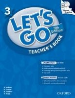 OUP ELT LET´S GO Fourth Edition 3 TEACHER´S BOOK - FRAZIER, K., NAKA... cena od 562 Kč