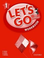 XXL obrazek OUP ELT LET´S GO Fourth Edition 1 WORKBOOK - FRAZIER, K., NAKATA, R....