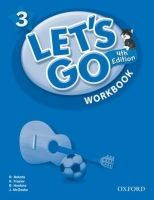 OUP ELT LET´S GO Fourth Edition 3 WORKBOOK - FRAZIER, K., NAKATA, R.... cena od 244 Kč