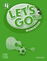 XXL obrazek OUP ELT LET´S GO Fourth Edition 4 WORKBOOK - FRAZIER, K., NAKATA, R....